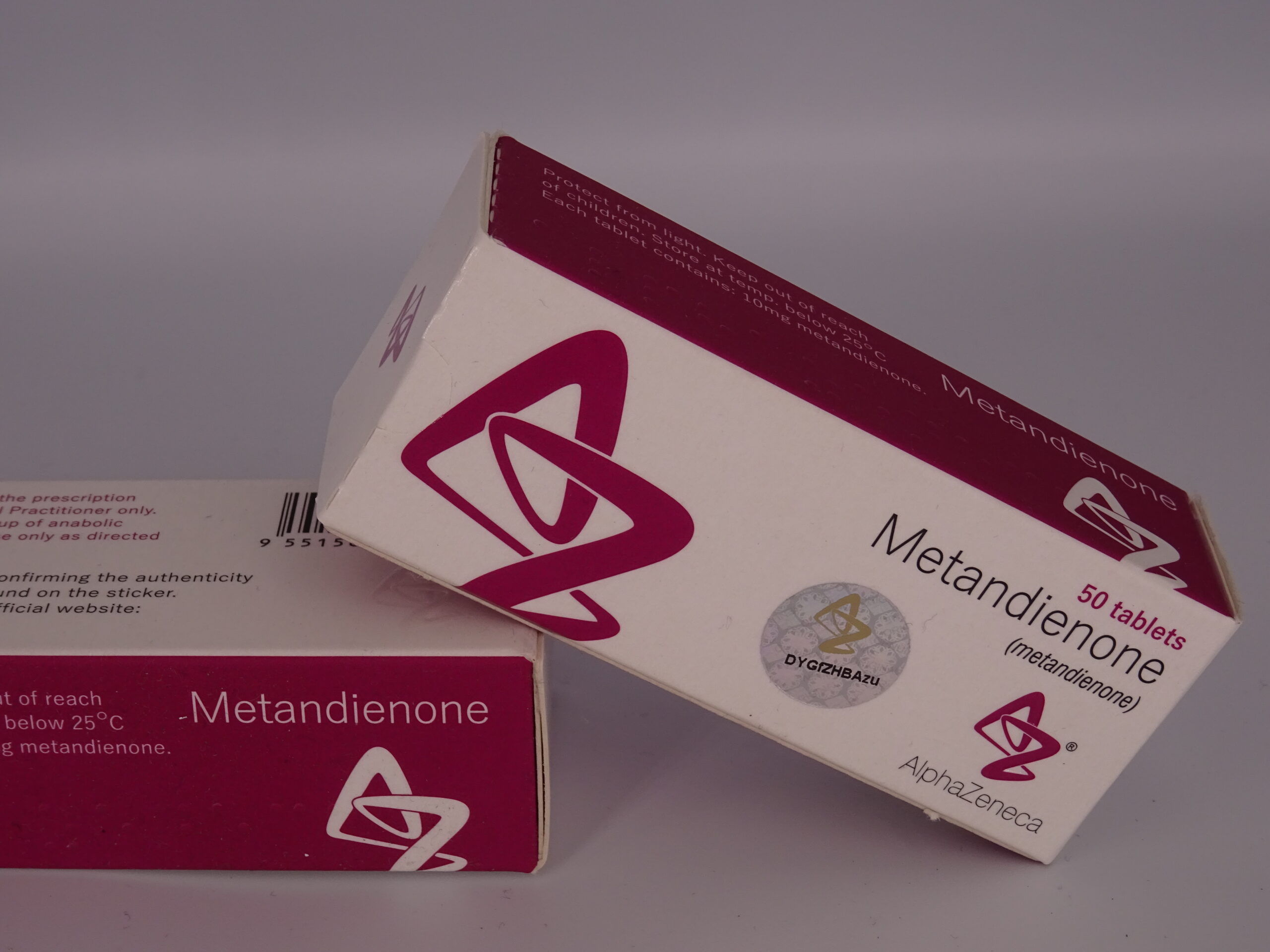 Methandienone Alpha Zeneca 10mg 100tab