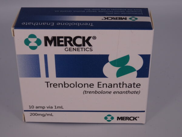 TRENBOLONE E. 200mg 10amp