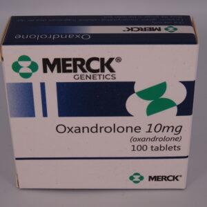 Oxandrolon 10mg 100tab