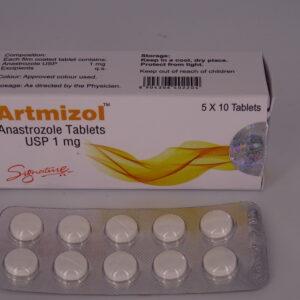 Anastrazol (Artimizol) 1mg 10tab