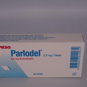 BROMO-Parlodel 2.5mg 30tab