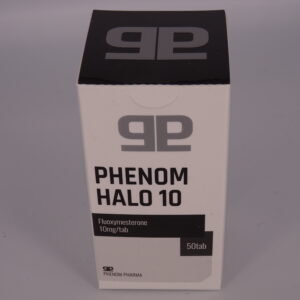 Halotestin (Halo) Phenom Pharma 10mg 50tab