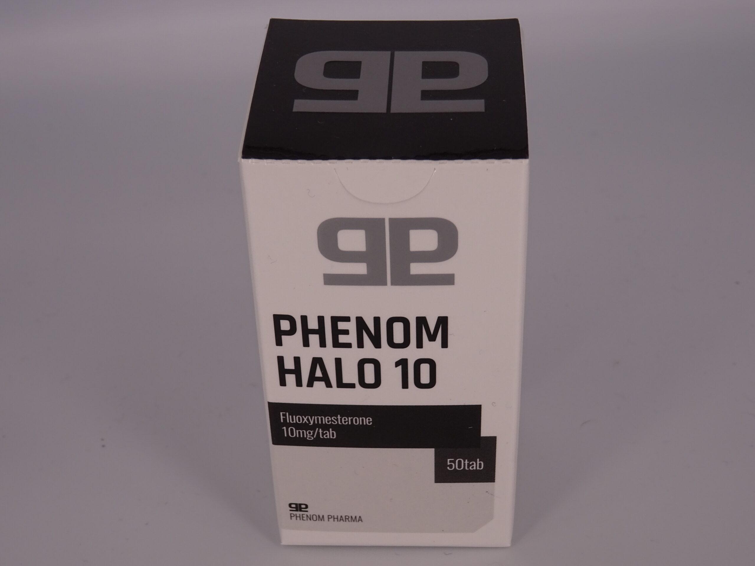 Halotestin (Halo) Phenom Pharma 10mg 50tab