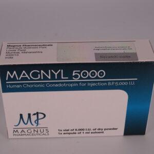 Magnyl 5000iu 1amp