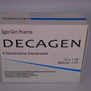 Decagen - Nandrolone Decanoate 250mg 10amp
