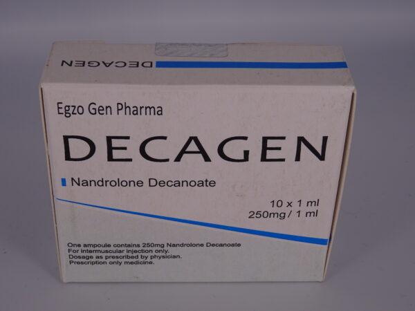 Decagen - Nandrolone Decanoate 250mg 10amp