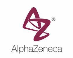 sterydy alpha zeneca logo