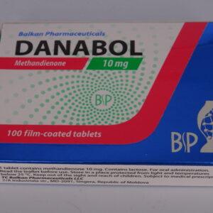 DANABOL 10mg 100tab
