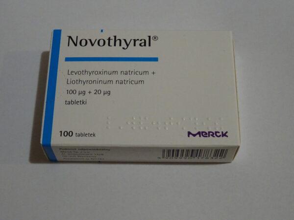 Novothyral 100tab