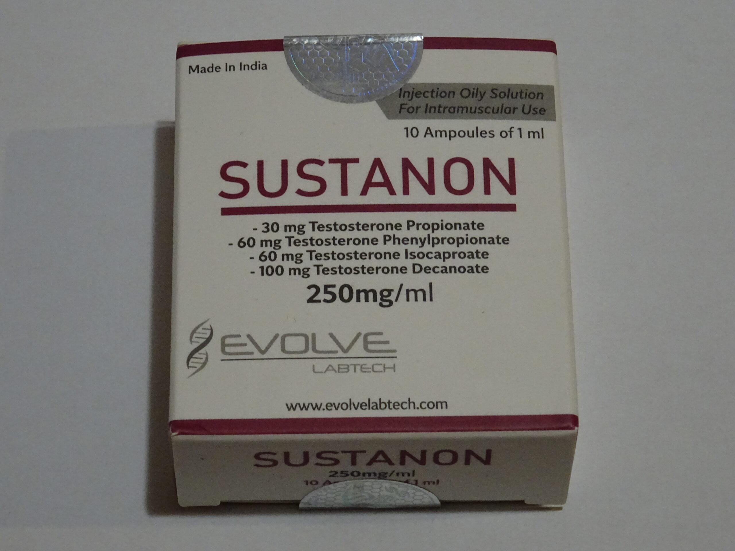 SUSTANON 250mg 10amp