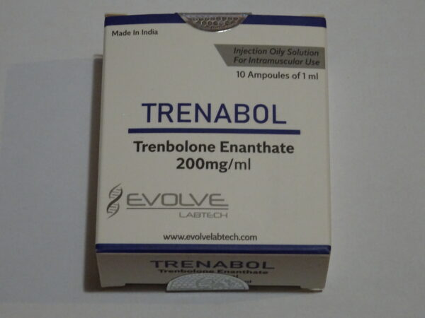 TRENABOL 200mg 10amp