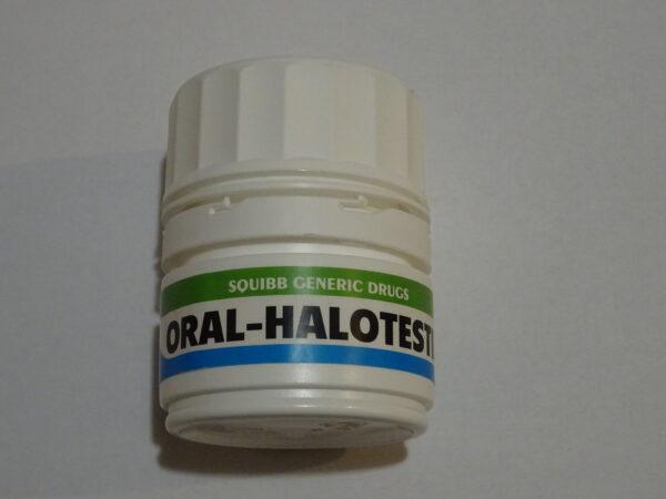Halotestin Oral 10mg 50tab