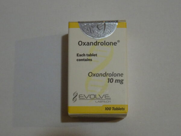 OXANDROLONE 10mg 100tab