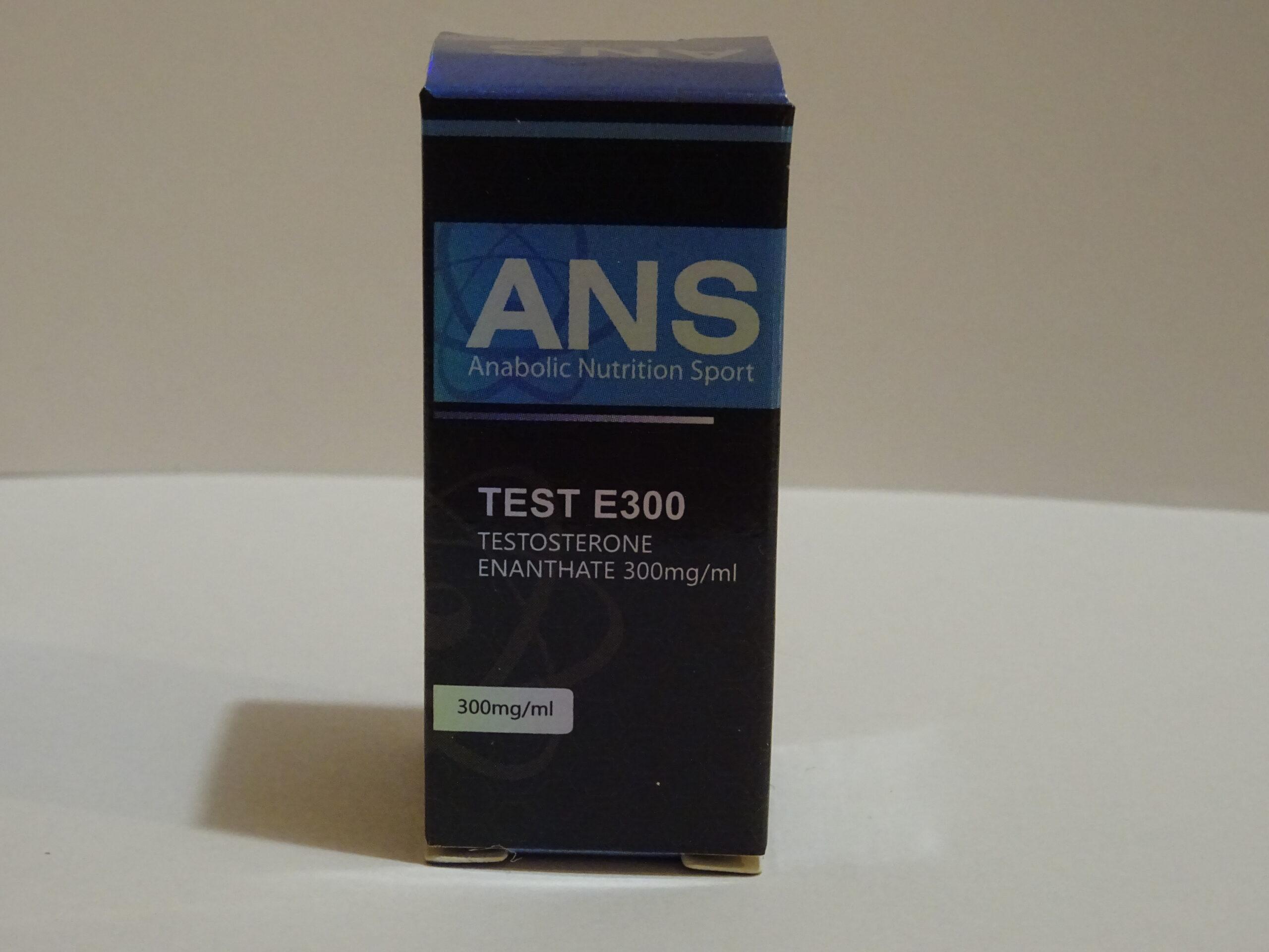 ANS TEST E 300mg 10ml
