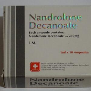 NANDROLONE DECANOATE 250mg 10amp